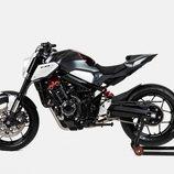 Nueva Honda Concept Neo Sports Café CB650R 2019