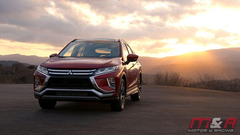 Mitsubishi Eclipse Cross estrena el acabado Spirit