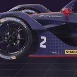 Envision Virgin Racing listo para la nueva era de la Fórmula E