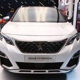 Peugeot hace gala del 3008 Hybrid4 2019
