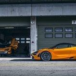 McLaren presentó el 720S Track Pack