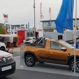 El Dacia Duster Pickup 2018 de Romturingia