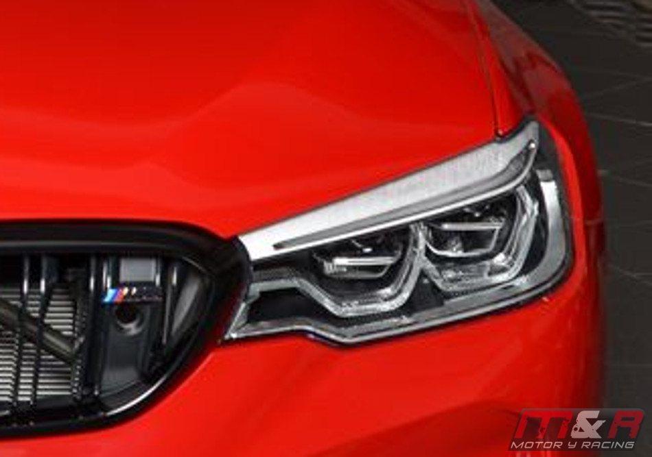 BMW M5 Competition estrena kit de AC Schnitzer