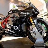 Te presentamos la nueva Energica Ego Sport Black