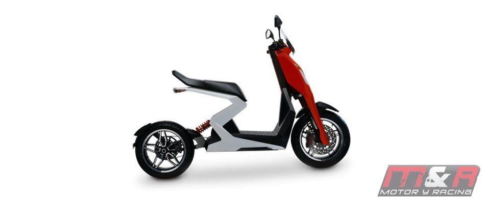 Zapp i300 el nuevo scooter eléctrico