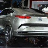 Fiat presentó el Fastback Concept en el Salón de Sao Paulo