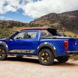Nissan presentó el Frontier Sentinel