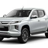 Ya conocemos la nueva Mitsubishi L200 2019