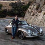 Porsche 356 restaurado para John Oates