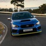 Subaru presentó el poderoso WRX STi