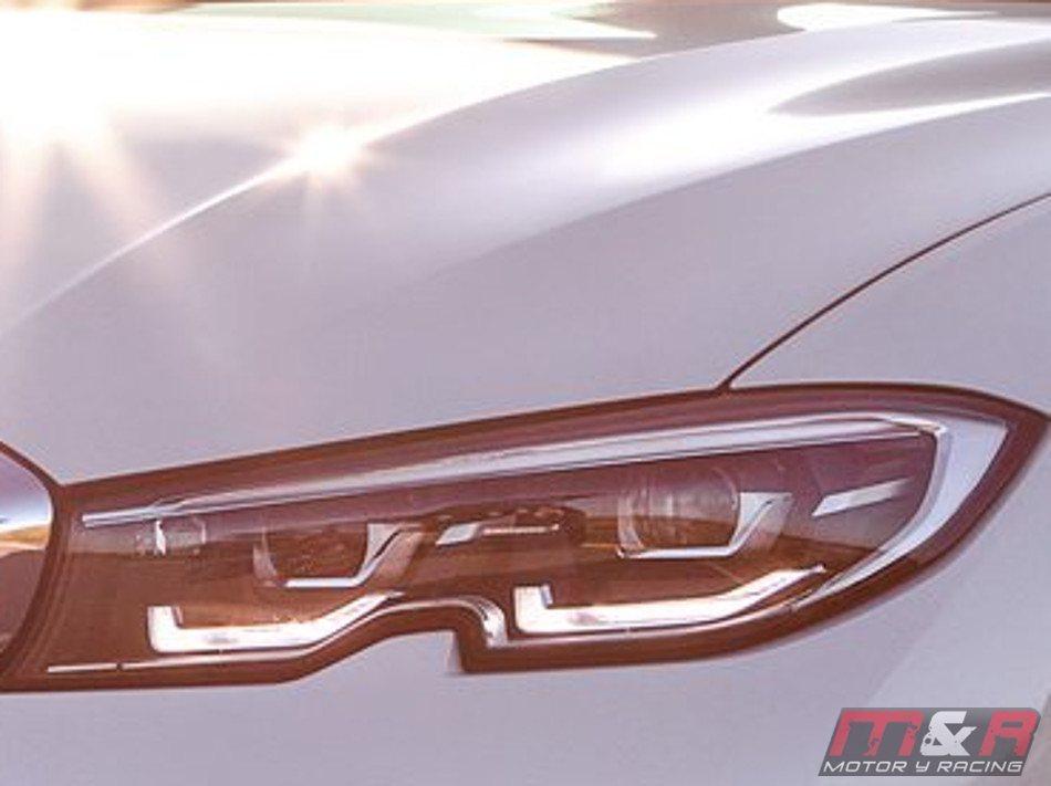 BMW presentó el nuevo 330e