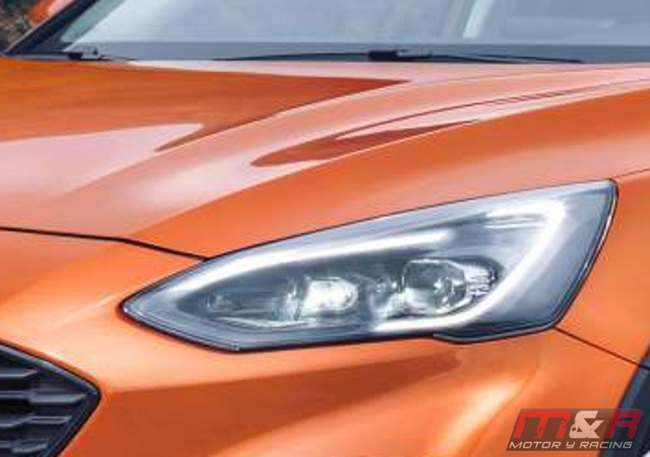 Ford presentó el Focus Active Wagon 2019