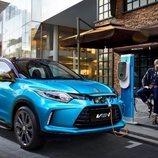 Honda presenta el Everus EV-1