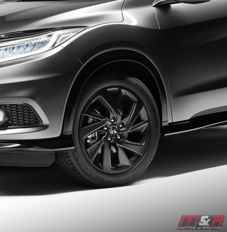 Confirmado el Honda HR-V Sport 2019