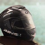 Jarvish presentó su nuevo casco inteligente