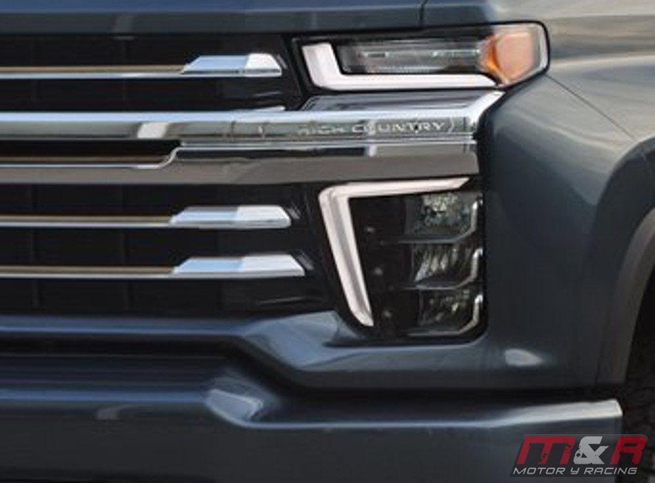 Chevrolet anunció la nueva Silverado HD 2020