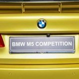 Conoce el poderoso BMW M5 Competition Austin Yellow