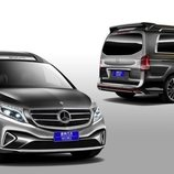 Mercedes Clase V Super Lux by Italdesign
