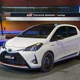 Toyota presenta el Yaris Gazoo Racing Sport