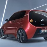 e-Go Mobile ofrece un coche eléctrico urbano de bajo coste