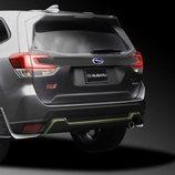 Subaru anuncia dos concepts: el Forester y el Impreza STI