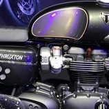 Nueva Triumph Thruxton R TFC