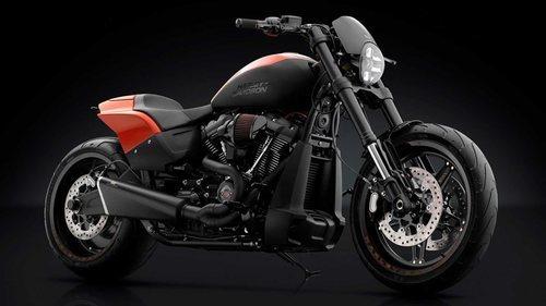La Harley-Davidson Softail FXDR 114 by Rizoma