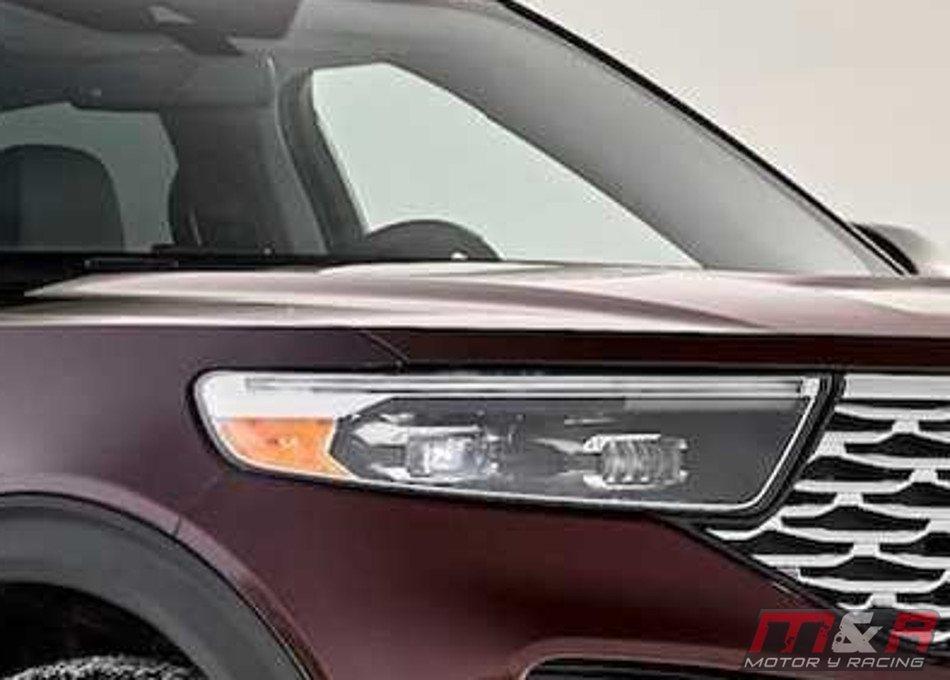 Ford presentó la Explorer 2020