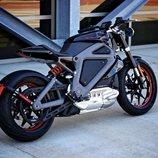 Samsung DSI mejora la Harley Davidson Project LiveWire
