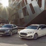 Ford presentó el Mondeo en Bruselas