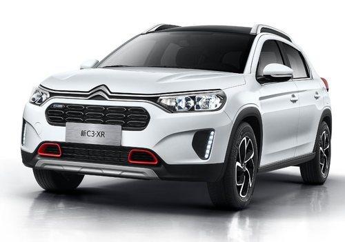 Citroën actualiza el C3-XR para China