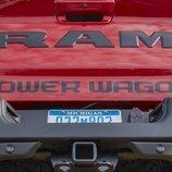 Dodge impresionó con el Ram 2500 Power Wagon Packs