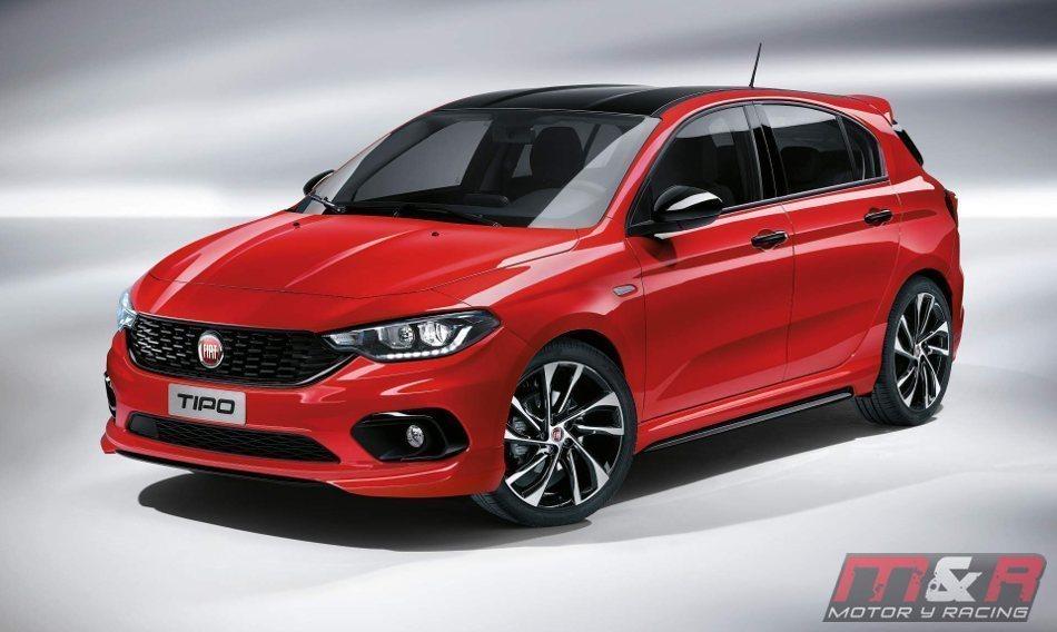 Fiat actualiza el Tipo 2019 con nueva variante Sport