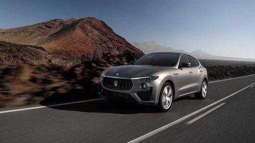 Descubre la nueva edición del Maserati Levante Vulcano