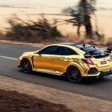 Honda celebra su 50 aniversario en Australia con una edición dorada