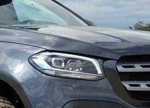 Mercedes-Benz clase X by Matzker