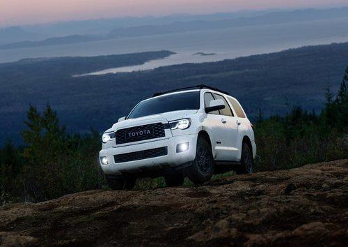 Toyota presenta el Sequoia TRD Pro 2020 en Chicago