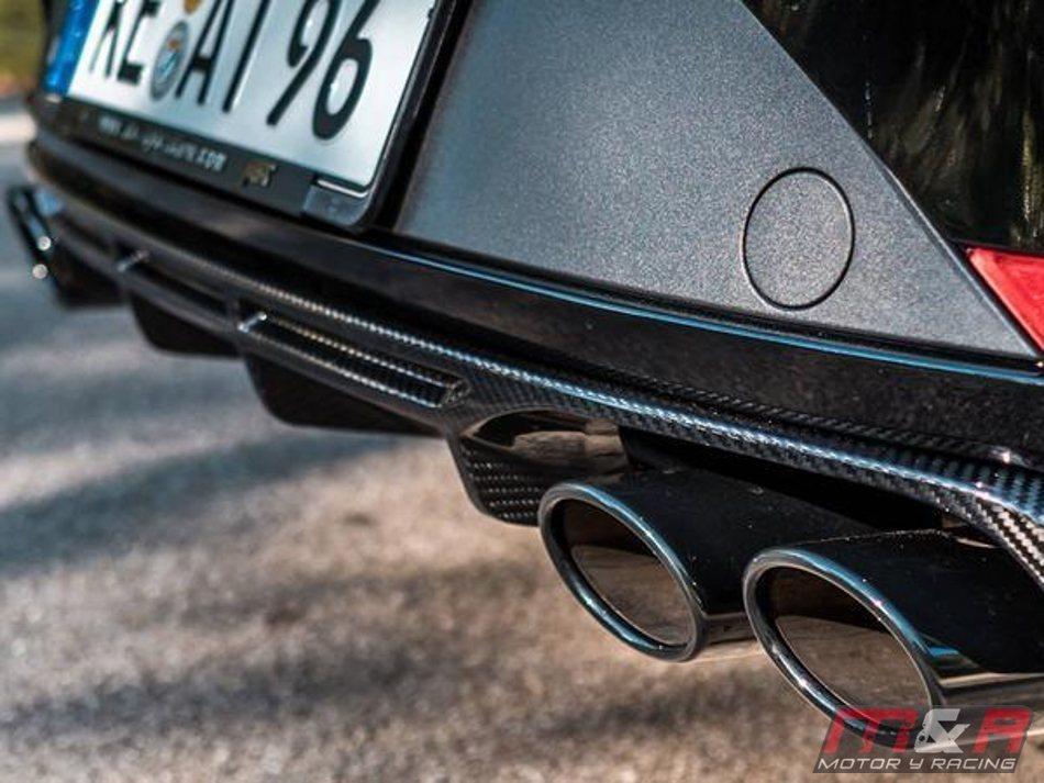 ABT sintoniza al Seat León ST Cupra