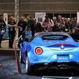 Alfa Romeo destaca con el 4C Spider 2020