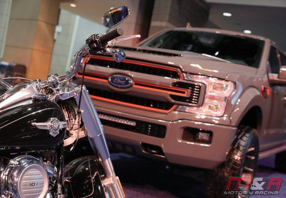 Ford F-150 Harley-Davidson 2020