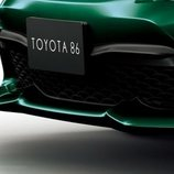 Toyota anunció el British Green 86 Limited Edition
