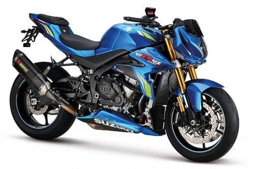 Nueva Suzuki Virus 1000 2019