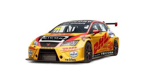 Cupra León TCR de Comtoyou Racing