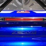 Presentado el Zenvo TSR-S