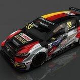 Volkswagen Golf GTI TCR de Sébastien Loeb Racing