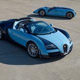 Bugatti Veyron Jean Pierre Wimille - presentación