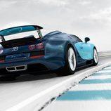 Bugatti Veyron Jean Pierre Wimille - alerón