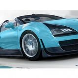 Bugatti Veyron Jean Pierre Wimille- lateral