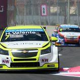 Hugo Valente y su Chevrolet 'brillante'