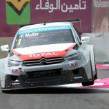 Yvan Muller el gran perdedor de Citroën en Marruecos